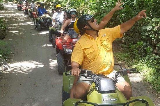 ジャングルバイクATVツアー