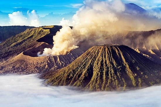 Midnight Bromo Tour via Surabaya...