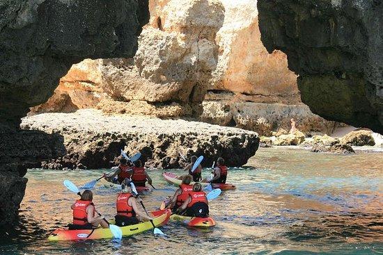 Kayak 2H30 Grotte Ponta da Piedade