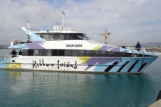 Cape Town: Visite privée de Robben...