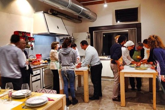 Cooking Class Gelato og Pizza Making...