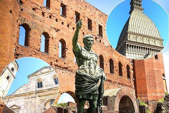 Turin Highlights Tour a piedi per piccoli gruppi per bambini e
