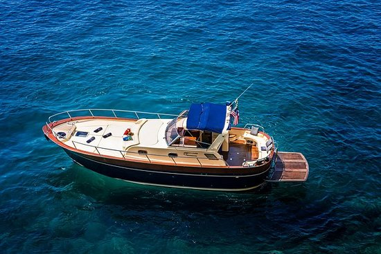 Excursion en bateau en petit groupe...