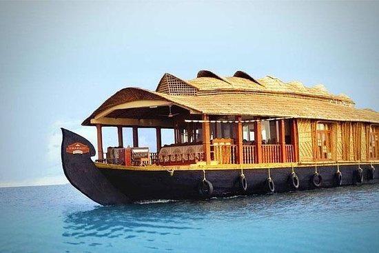 03 Bed Room House Boat em Alleppey...