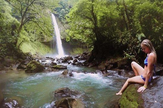 Dia inteiro Vulcão Arenal, Cachoeira...