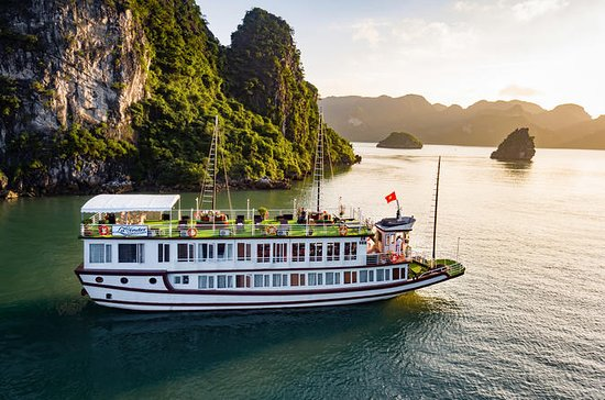 Private 2 days Ha Long Bay - 7 cabins...