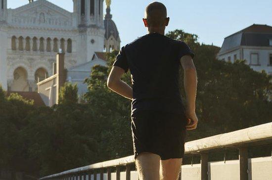 Jogging i den hemmelige gamle Lyon