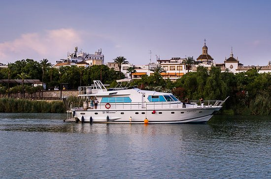Exotic Seville: Luxury yacht on the...