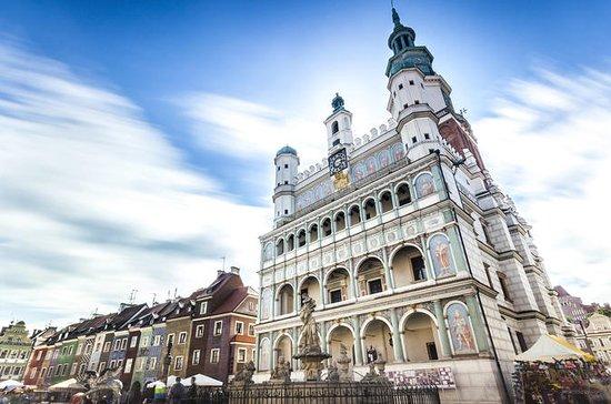 Wroclaw - Poznan ida y vuelta