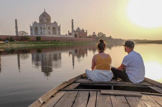 Deli Agra e Taj Mahal Private Day Tour...