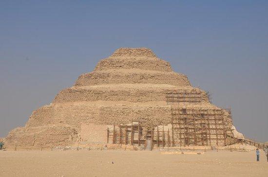 Pyramiden von Gizeh und Exkursion nach...
