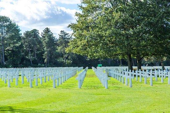 D-Day-Strände der Normandie...