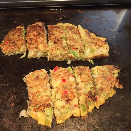 Okonomiyaki Irori