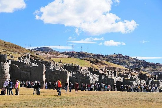 Archaeological Park of Sacsayhuaman...