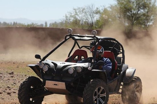 Increíble aventura en buggy de 2...