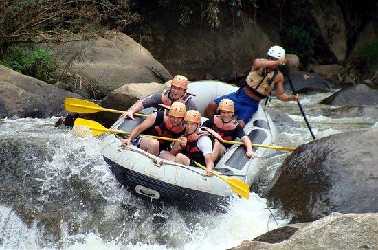 Rapids Mae Teang River