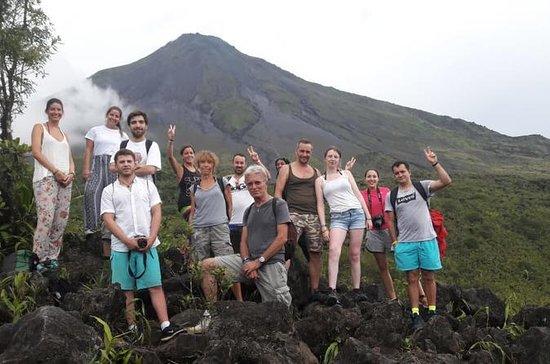 Cachoeira e Caminhada do Vulcão La...