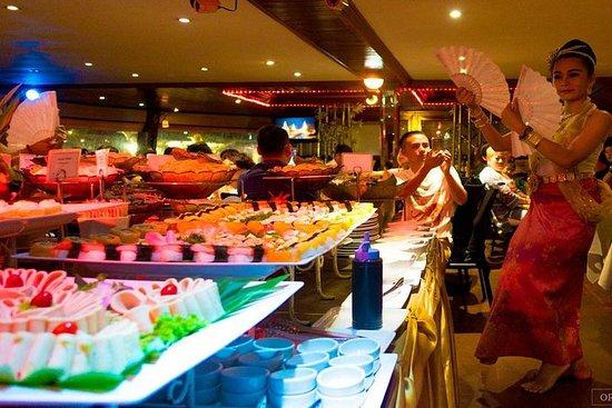 White Orchid Dinner Cruise, Bangkok