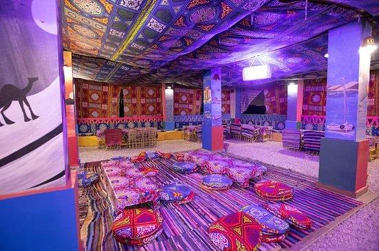 Nubian middag på Nubian Village