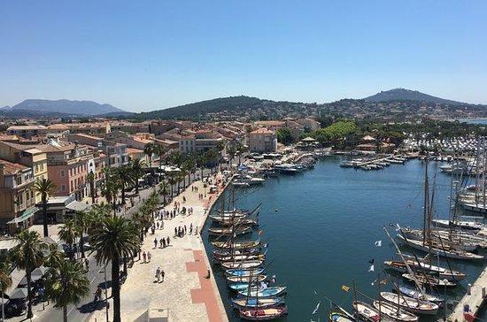 Excursion à terre au départ de Toulon...