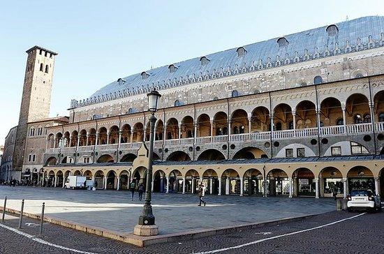 Padua, villas venecianas a lo largo...