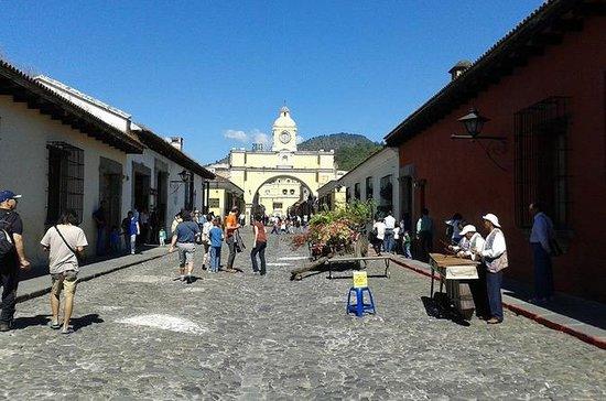 Kustexcursie Antigua Guatemala vanuit ...