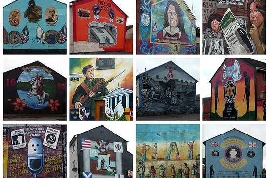 Belfast Mural Private Guided Tour