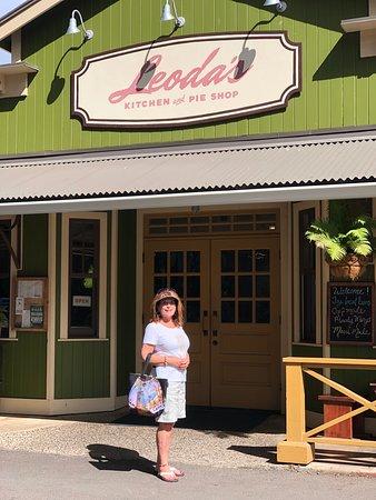 Leoda's Kitchen and Pie Shop: Finally got here!
