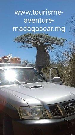 Мадагаскар: l'aventure, c'est l'aventure une voyage pas comme une autre,