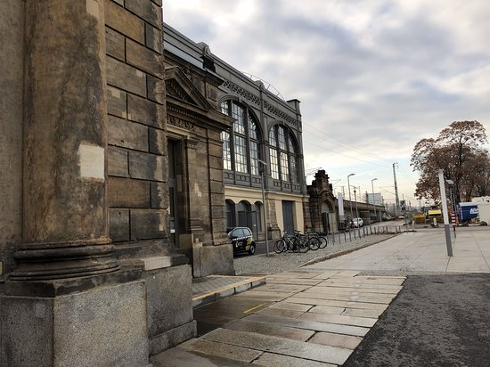 Dresden Hauptbahnhof