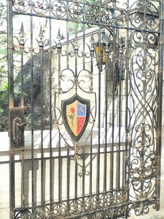 Castle coat of arms