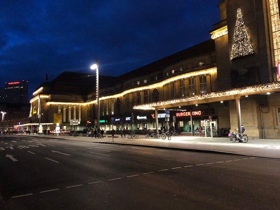 Foto de Hauptbahnhof Leipzig
