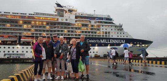 Cruise ship excursions
