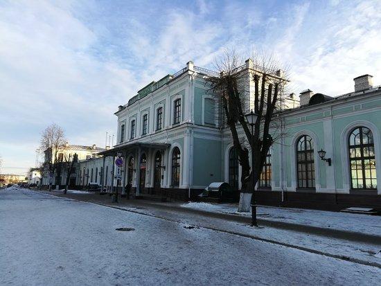 Pskov-Passazhirskiy