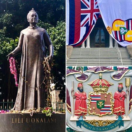 Learn about the Hawaiian Kingdom at `Iolani Palace in Honolulu