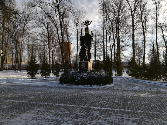 Monument to the Soldier of the First World War