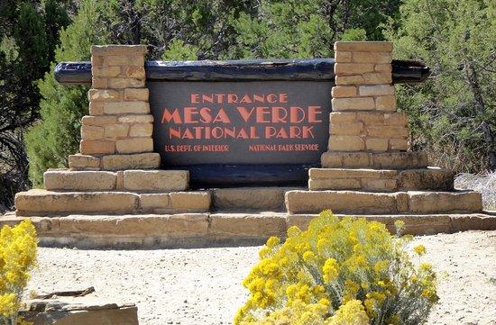 Mesa Verde National Park-billede