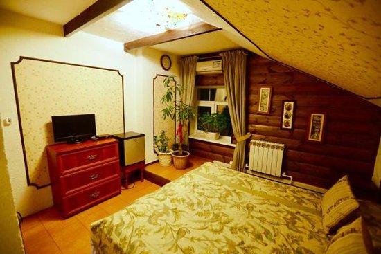 Семейный номер с двумя спальнями