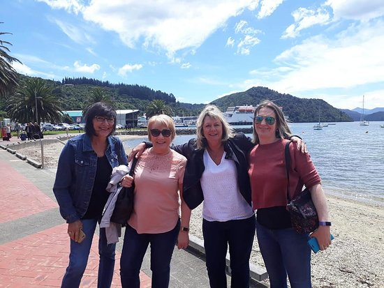 Marlborough Sounds: Picton