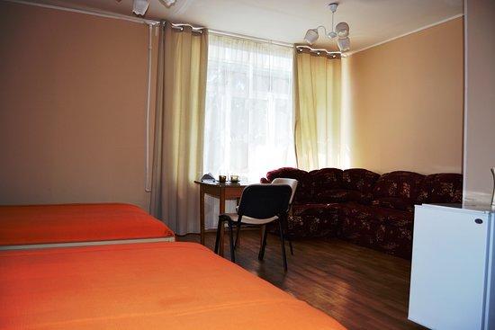 Ust-Koksa, Russie: Двухместный номер с комфортом