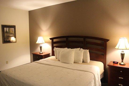 Towanda, PA: Guest room
