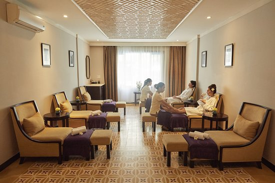 Hoi An Central Boutique Hotel & Spa: Spa