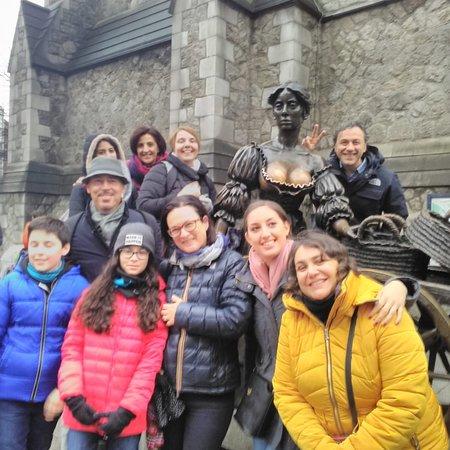 A Spasso Per Dublino: Italian tour Dublino