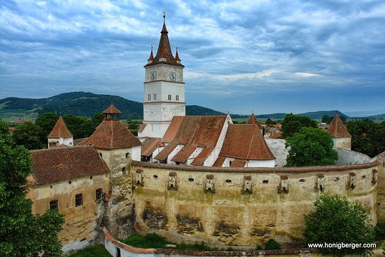 Церковь - крепость Харман