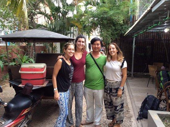 Angkor Bad Bull Driver