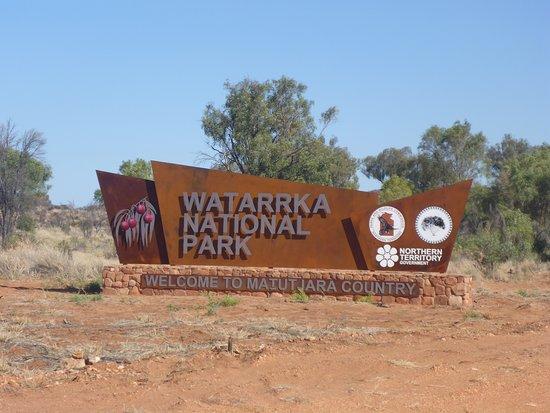 Watarrka National Park NT