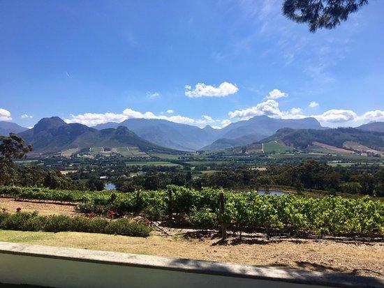 La Petite Ferme: The view
