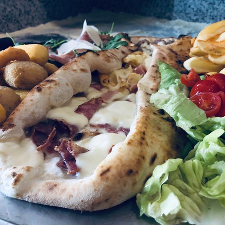 Sergio's Pizza: Toppppppppoppp