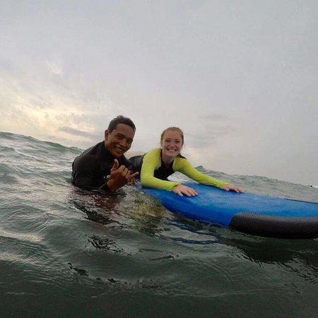Surf Lesson 4 Everyone
