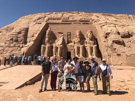 Abu Simbel Temples - Group Tour Soul Of Egypt Travel